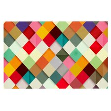 Pass This On by Danny Ivan Decorative Doormat