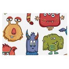 Little Monsters by Brienne Jepkema Decorative Doormat