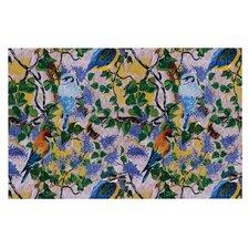 Birds by DLKG Design Decorative Doormat