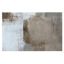 Calm and Neutral by CarolLynn Tice Decorative Doormat