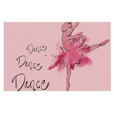 Ballerina by Brienne Jepkema Decorative Doormat