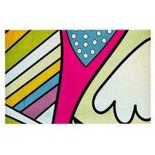 Fake Colors by Danny Ivan Decorative Doormat