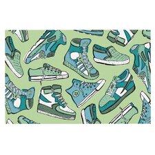 Sneaker Lover I by Brienne Jepkema Decorative Doormat