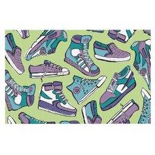 Sneaker Lover IV by Brienne Jepkema Decorative Doormat
