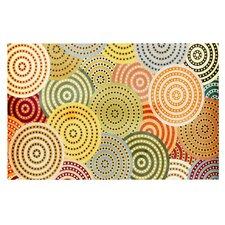 Matias Girl by Danny Ivan Decorative Doormat