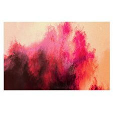Painted Clouds II by Caleb Troy Decorative Doormat