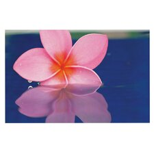 Plumeria by Bree Madden Decorative Doormat