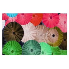 Parasol by Heidi Jennings Paper Circle Decorative Doormat