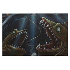 Sink or Swim by Graham Curran Decorative Doormat