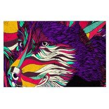 Color Husky by Danny Ivan Decorative Doormat