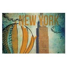 New York by iRuz33 Decorative Doormat
