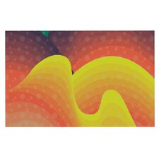 Waves Waves by Akwaflorell Decorative Doormat