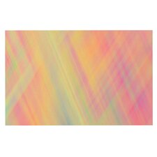 Abstract by Ingrid Beddoes Decorative Doormat