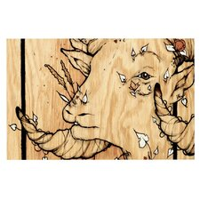 Ram by Jennie Penny Decorative Doormat
