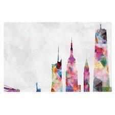 New York by Mareike Boehmer City Decorative Doormat