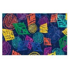 African Beat by Emine Ortega Decorative Doormat
