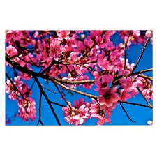 Flowers by Maynard Logan Decorative Doormat