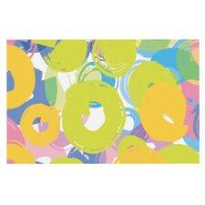 Circle Me by Emine Ortega Decorative Doormat