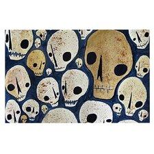 Skulls by Jaidyn Erickson Decorative Doormat