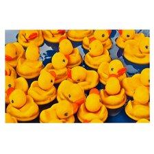 Duckies by Maynard Logan Decorative Doormat