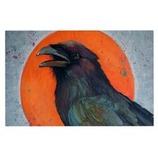 Raven Sun by Lydia Martin Decorative Doormat