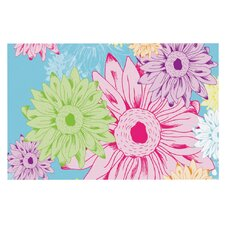 Summer Time by Laura Escalante Decorative Doormat