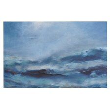 Rough Sea by Iris Lehnhardt Decorative Doormat