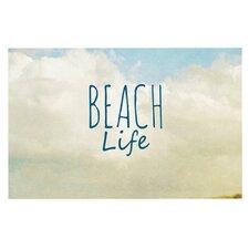 Beach Life by Iris Lehnhardt Decorative Doormat