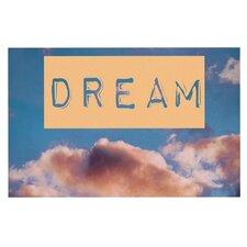DREAM by Iris Lehnhardt Clouds Decorative Doormat