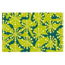 Festive Splash by Miranda Mol Decorative Doormat