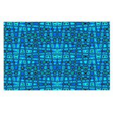 Variblue by Nina May Decorative Doormat