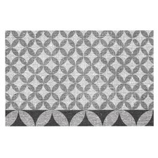 Diamond by Nick Atkinson Decorative Doormat