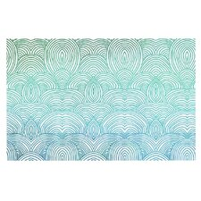 Clouds in the Sky by Pom Graphic Design Decorative Doormat