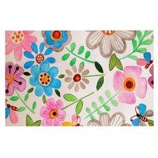 The Garden by Louise Machado Decorative Doormat