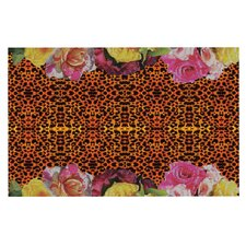 New Rose Eleo by Nina May Decorative Doormat
