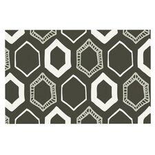 Hexy by Laurie Baars Decorative Doormat