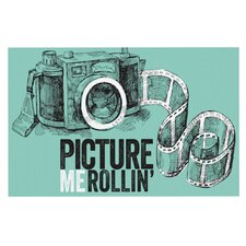 Picture Me Rollin Decorative Doormat