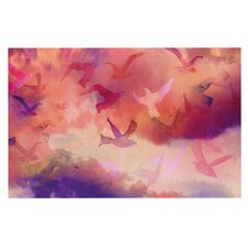 Souffle Sky by Nikki Strange Decorative Doormat