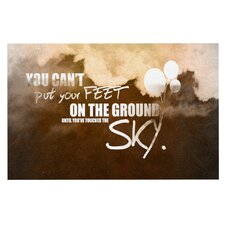 Touch the Sky Decorative Doormat