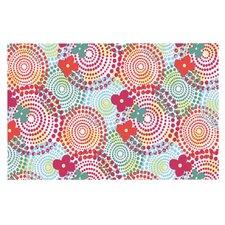 Balls by Louise Machado Decorative Doormat