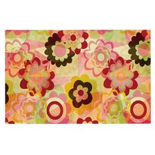 Colorful Mix by Louise Machado Decorative Doormat