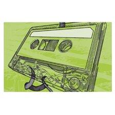 Mixtape by Sam Posnick Decorative Doormat