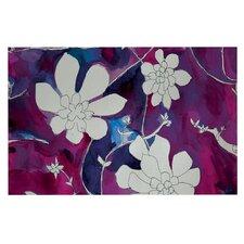 Succulent Dance III by Theresa Giolzetti Decorative Doormat
