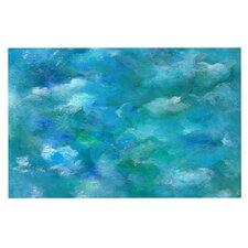 Ocean Waters by Rosie Brown Decorative Doormat