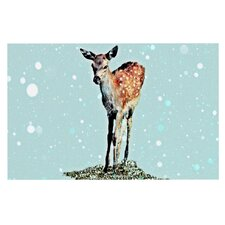 Fawn by Monika Strigel Decorative Doormat