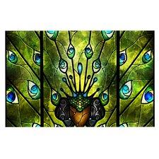 Angel Eyes by Mandie Manzano Decorative Doormat