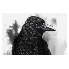 Crow by Sophy Tuttle Decorative Doormat
