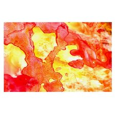 Hot Hot Hot by Rosie Brown Decorative Doormat