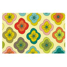 Forest Bloom by Nicole Ketchum Decorative Doormat