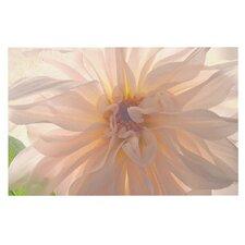 Buy Her Flowers by Robin Dickinson Decorative Doormat